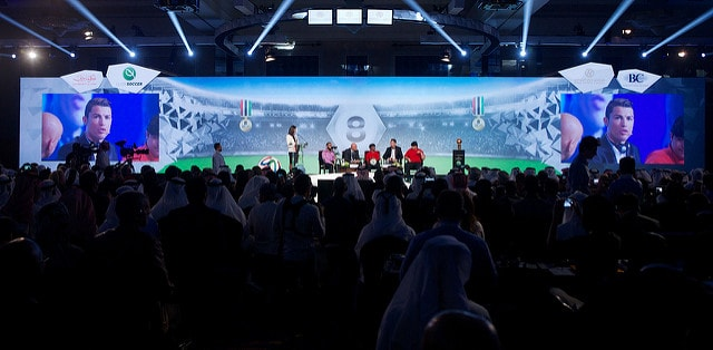 Dubai International Sports Conference – 2013