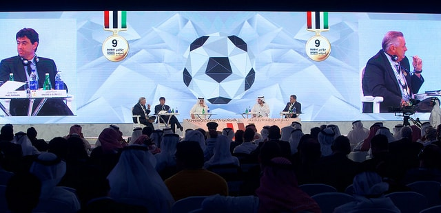 Dubai International Sports Conference – 2014
