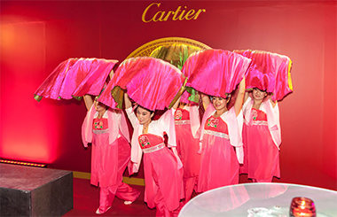 Cartier – Chinese New Year Event